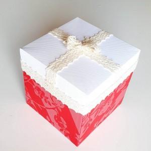 Krabička na peniaze pre novomanželov Ana Fiori 5