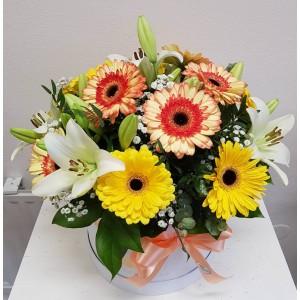 Kvetinový box AnaFiori 1