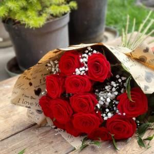 Kytica AnaFiori Ruže 7