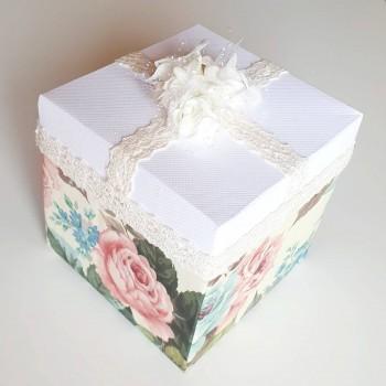 Krabička na peniaze pre novomanželov Ana Fiori 1