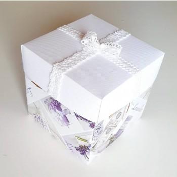 Krabička na peniaze pre novomanželov Ana Fiori 3