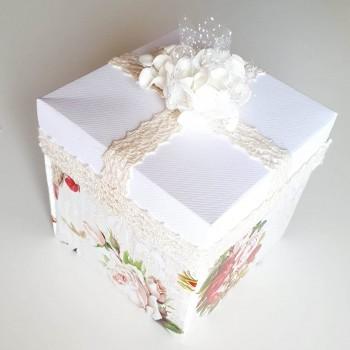 Krabička na peniaze pre novomanželov Ana Fiori 4