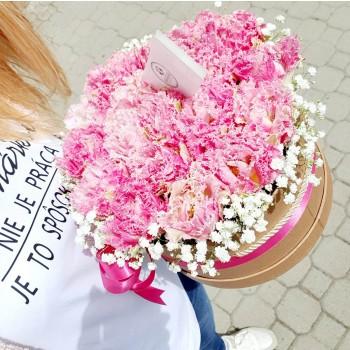 Kvetinový box AnaFiori 12
