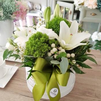 Kvetinový box AnaFiori 13