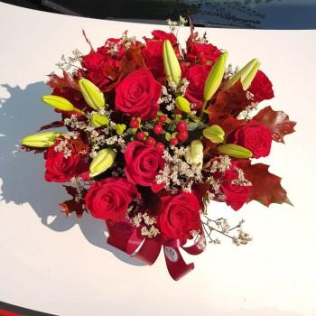 Kvetinový box AnaFiori 14