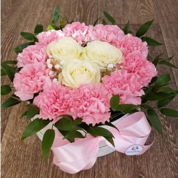 Kvetinový box AnaFiori 18