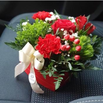 Kvetinový box AnaFiori 7