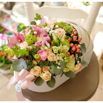 Kvetinový box AnaFiori deti 1