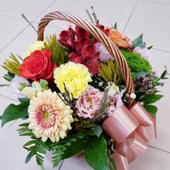 Kvetinový košík Ana Fiori 01