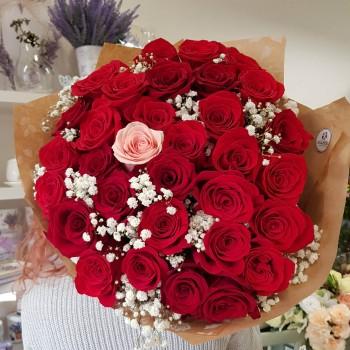 Kytica AnaFiori Ruže 1