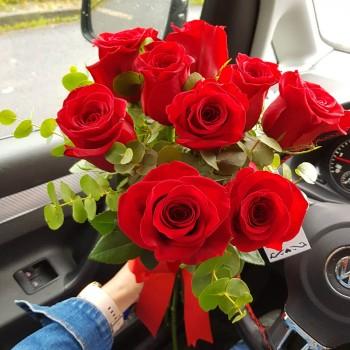 Kytica AnaFiori Ruže 4