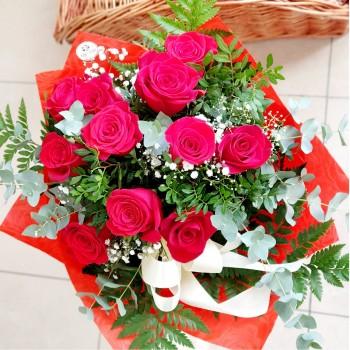 Kytica AnaFiori Ruže 3
