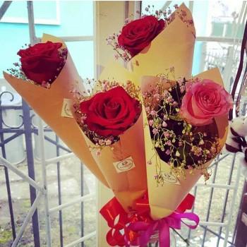 Kytica AnaFiori Ruže 6