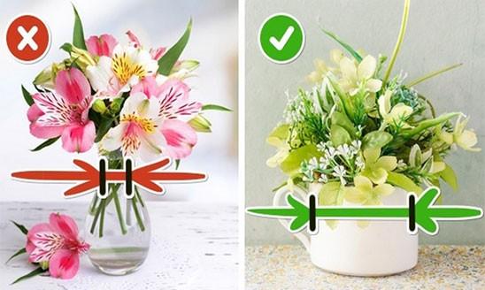 10 pravidiel pre čersté kvety