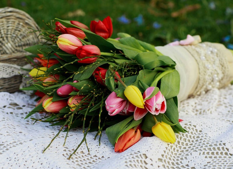 Správna starostlivosť o kyticu rezaných kvetov